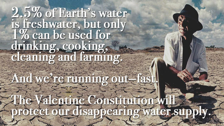 Water Scarcity and our Survival